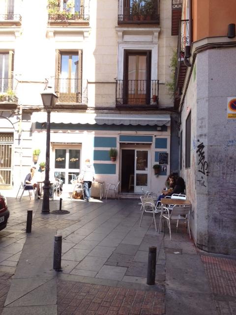 Cafés con encanto en Malasaña!! (2/5)