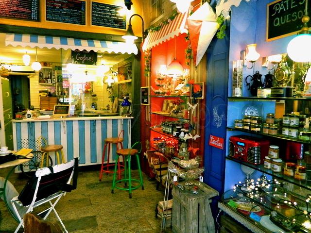 Cafés con encanto en Malasaña!! (1/5)