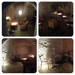 MARICASTAÑA!! Café-restaurante perfecto!!