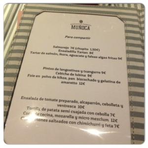 Carta Muñoca III