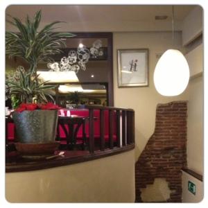 Detalle Café Oliver