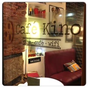 CAFÉ KINO.
