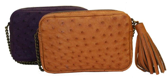 MBU BAG ... bolsos de piel de avestruz. (4/4)