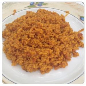 El Caldero de Azahar arroz a banda