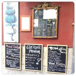 Rustika menu