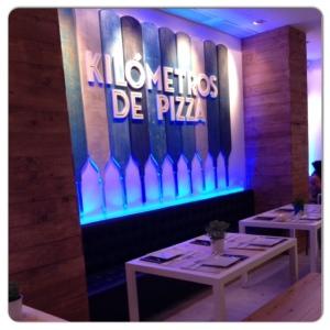 KM de pizza II