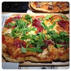 KM de Pizza Pizza II