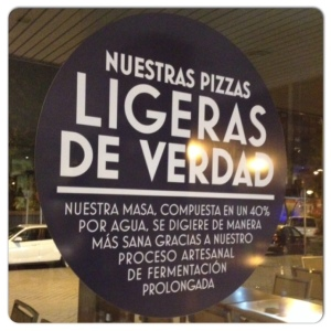 Pizza KM de pizza