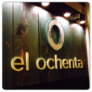 Fachada El Ochenta