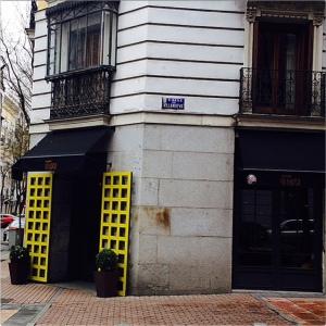 Taquería Lupita fachada