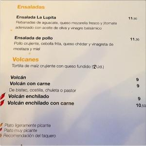 Taqueria Lupita carta 5