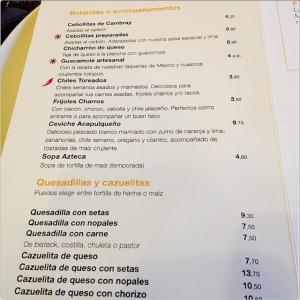 Taqueria Lupita carta 6