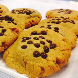 AFRI´S COOKIES Nutella
