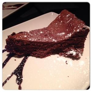 DIURNO tarta de chocolate