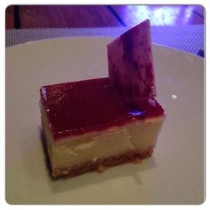 BAB AL YAM cheesecake