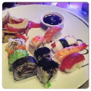 BAB AL YAM sushi