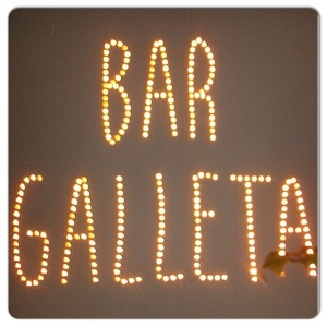 BAR GALLETA CARTEL
