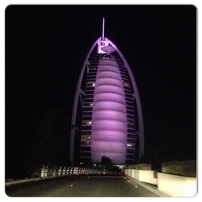 BAB AL YAM restaurante BURJ AL ARAB(Dubai)