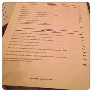 Marieta madrid restaurante el cuaderno de rachel - La marieta madrid ...