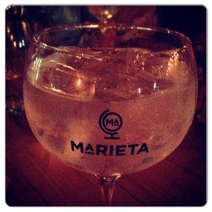 MARIETA gin tonic