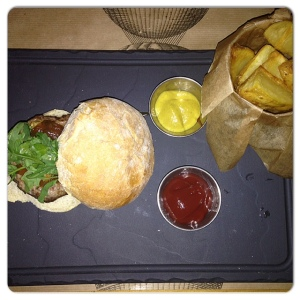 MARIETA hamburguesa