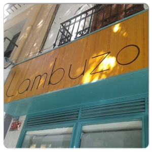 Lambuzo fachada