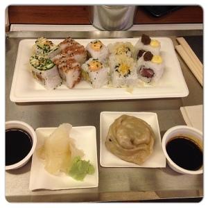 PLATEA sushi II