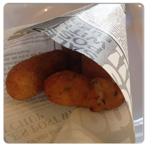 SOUL KITCHEN croquetas