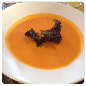 SOUL KITCHEN salmorejo