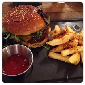 ALCOCER 42 hamburguesa