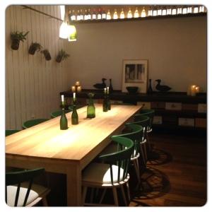 FORTE mesa comunal