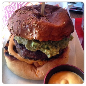 GOIKO GRILL … Hamburguesas deliciosas enMadrid!!