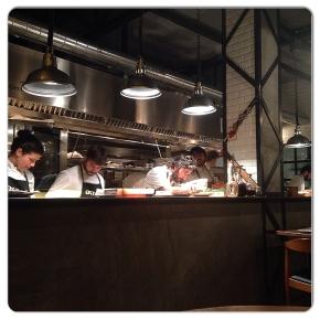 DSTAGE!! Restaurante de Diego Guerrero enMadrid.