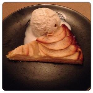 GUITO´S tarta de manzana