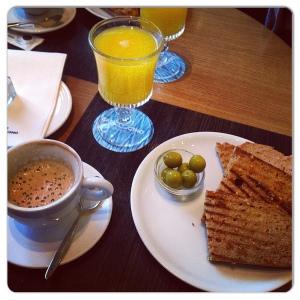 Capuccino Desayuno