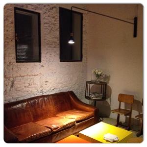 MONKEE KOFFEE rincón sofá