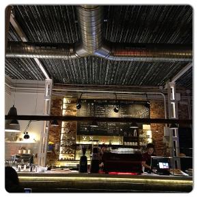 MONKEE KOFFEE … un café muy neoyorkino enMadrid!!