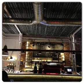 MONKEE KOFFEE … un café muy neoyorkino en Madrid!!