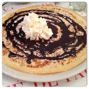 CAFÉ DE PARIS crêpe