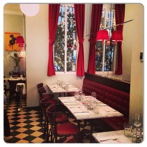 L' ENTRECOT CAFÉ DE PARÍS.Madrid.