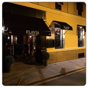FLAVIA fachada