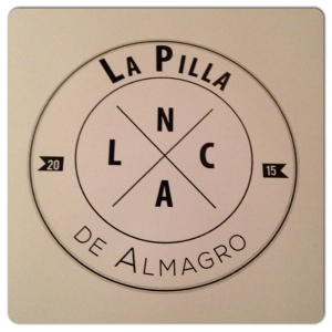 LA PILLA logo