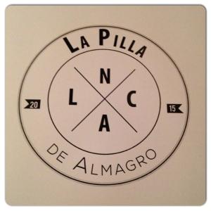 LA PILLA logo